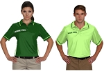 Teamwork Custom Polo Shirts (Shadow)