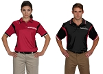 Teamwork Custom Polo Shirts (Stealth)