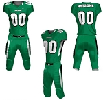 Custom Football Uniforms by Prosphere (Cut Back)