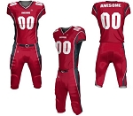 Custom Football Uniforms by Prosphere  (End Around)