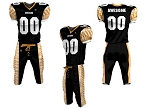 Custom Football Uniforms by Prosphere (Seminole)
