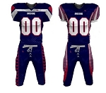 Custom Football Uniforms by Prosphere (Thrasher)
