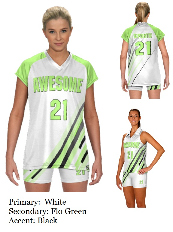 Prosphere joust Teamwork Uniforms Volleyball Custom