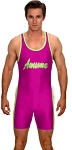 Teamwork Custom Wrestling Singlet (Leverage)