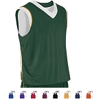 Teamwork Finger Roll Reversible Basketball Jersey