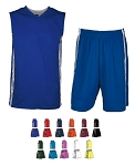Teamwork Matrix Basketball Uniforms Jersey and Short