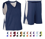 Teamwork Overdrive Reversible Basketball Uniforms Jersey and Short