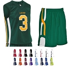 Teamwork Helix Basketball Uniforms Jersey and Short