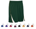 Teamwork Finger Roll Reversible Basketball Shorts
