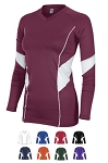 Teamwork Momentum Long Sleeve Women's Jersey