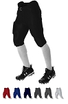 Youth Integrated Football Pants by Alleson