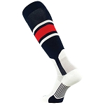 Dugout Series Knee High Socks by Twin City (Pattern E) Stirrup