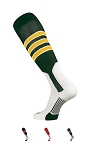 Dugout Series Knee High Socks by Twin City (Pattern D) Stirrup