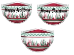 Custom Holiday Face Masks by Prosphere (Wonderland)