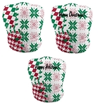 Custom Holiday Gaiter Face Masks by ProSphere (Tradition)