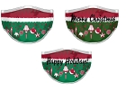 Custom Holiday Face Masks by Prosphere (Decoration)