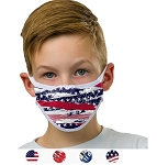 3-Ply Face Masks by Badger - Sublimated