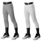 Pull Up Baseball/Softball Pants w/Belt Loops by Alleson