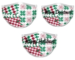Custom Holiday Face Masks by Prosphere (Tradition)