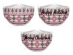 Custom Holiday Face Masks by Prosphere (Winter)