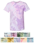 Tie Dyed T-Shirts by Dyenomite-Dream