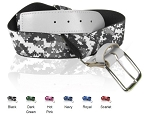 Baseball/Softball Belts by Twin City - Camo