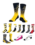 Officially Licensed Twin City Collegiate Socks (Appalachian State University)