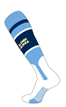Custom Stirrup (Full Sock)-Style 11 Logo by Twin City