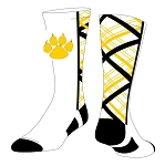 Custom Socks with Logo by Twin City Plaid