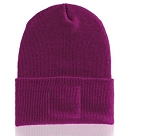 Custom Knit Hat (Solid Color Hat) by Twin City