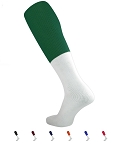 Knee High Football Tube Socks by Twin City - Collegiate