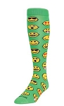 Emojis Knee High Socks by Twin City