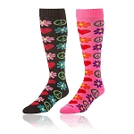 Twin City Woodstock Knee High Socks