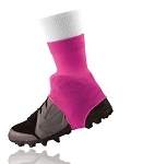 Pink Multi Sport Shoe Cleat Cover by Twin City Debris Inhibitor