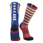 USA Old Glory Crew Socks by Twin City