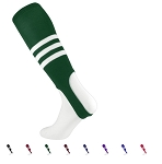 Baseball Stirrups with Stripes from Twin City - Style B