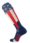 Twin City USA Stirrup Knee High Socks