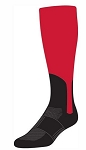 Twin City Custom Solid Color Stirrup Socks (Full Sock)