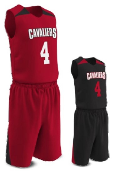 Reversible Basketball Uniforms Jersey and Short by Champro - Slam Dunk