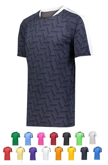 Short Sleeve Jersey by High Five - Hypervolt