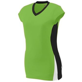 Augusta Hit Jersey Ladies & Girls-CLOSEOUT