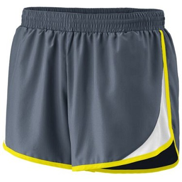 Augusta Junior Fit Adrenaline Shorts Ladies/Girls Closeout