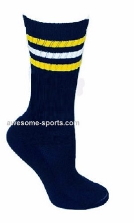 Custom Crew Socks by Pearsox (PCCRE3SM)
