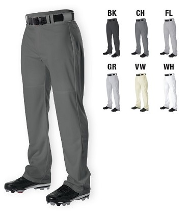 Baseball Pants by Alleson -  Wide Leg -CLOSEOUT