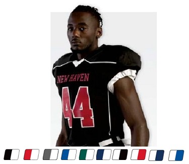 Football Game Jerseys by Alleson - Speed
