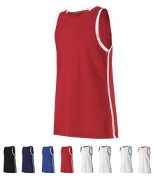 Sleeveless Jerseys by Alleson  - Cage Jersey -CLOSEOUT