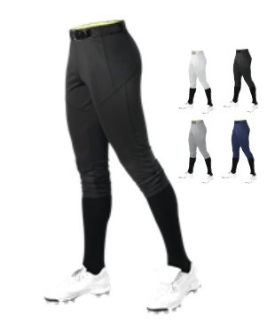 Softball Pants by Alleson - Stealth # PREFP