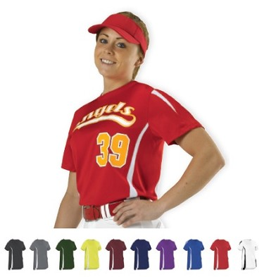 Short Sleeve Jerseys by Alleson - 506CA -CLOSEOUT
