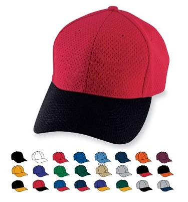 Baseball Caps by Augusta - Athletic Mesh