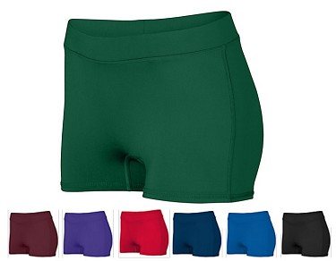 Spandex Shorts by Augusta - Dare